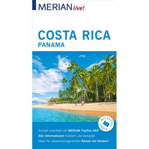 MERIAN live! Reiseführer Costa Rica