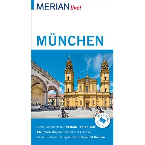 MERIAN live! Reiseführer München