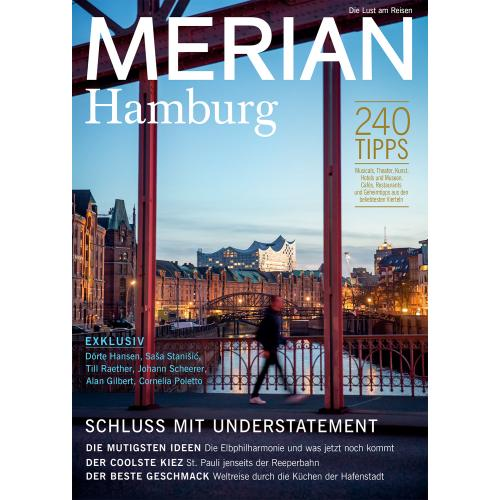 Merian Magazin Hamburg 7/2019
