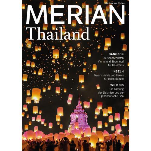 Merian Magazin Thailand 04/2019