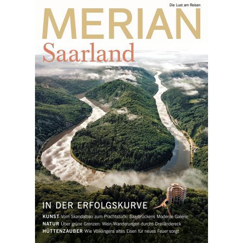 Merian Magazin Saarland 01/2019
