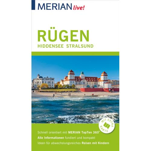 MERIAN live! Reiseführer Rügen