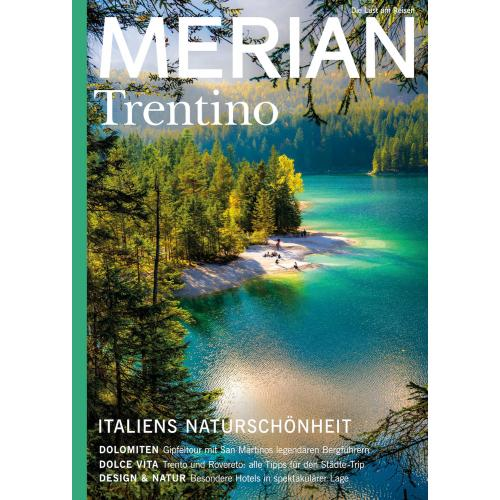 Merian Magazin Trentino 05/2020