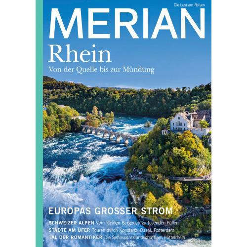 Merian Magazin Rhein 06/2021