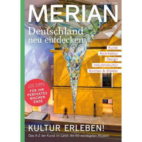 Merian Magazin Deutschland neu entdecken 07/2020