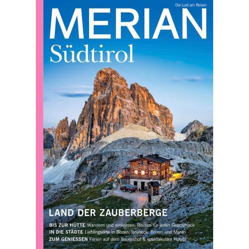 Merian Magazin Südtirol 04/2021