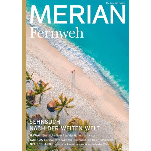 Merian Magazin Fernweh 6/2020