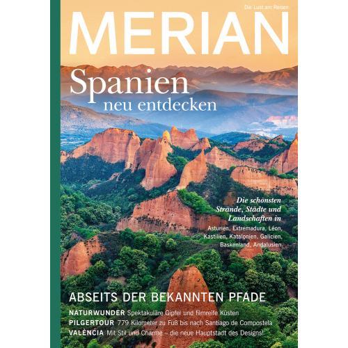 Merian Magazin Spanien neu entdecken 09/2020