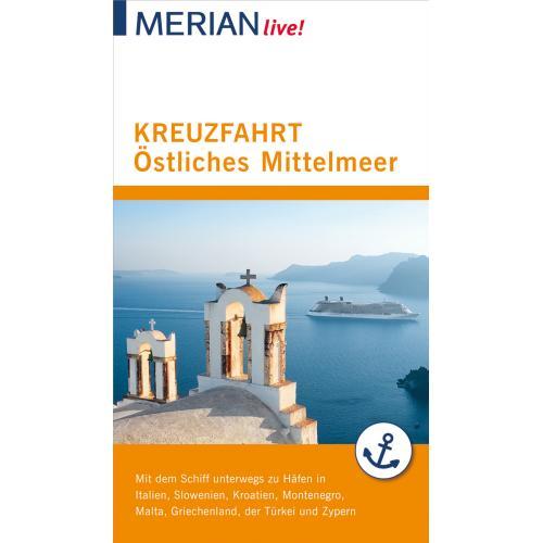 MERIAN live! Reiseführer Kreuzfahrt Östliches Mittelmeer