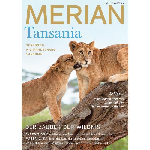 Merian Magazin Tansania 10/2019